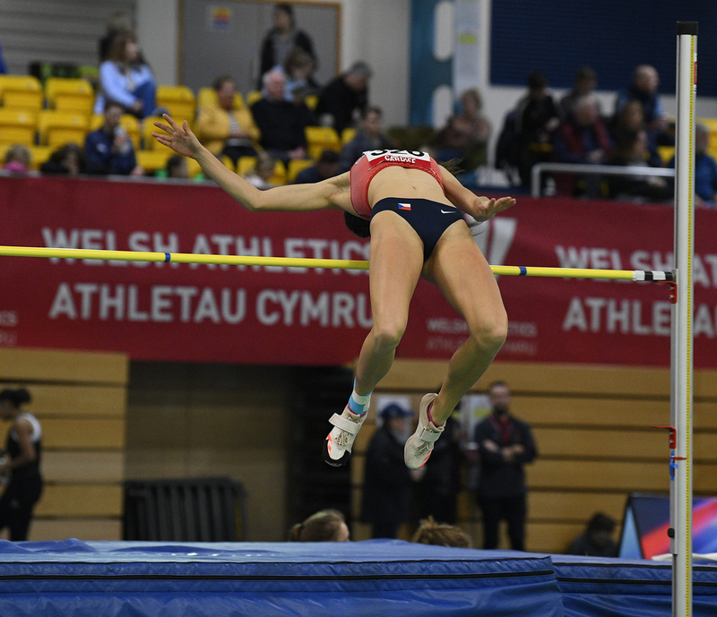 _GRG5437.jpg :: in action during the Welsh Senior Athletics Championships 2019 at N.I.A.C Cardiff United Kingdom on January 26 2019 Graham / GlennSports