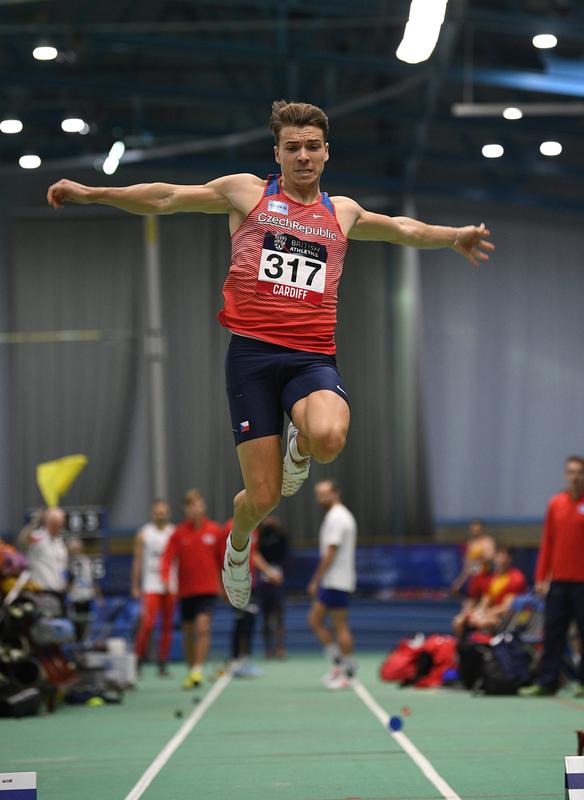 _GRG5456.jpg :: in action during the Welsh Senior Athletics Championships 2019 at N.I.A.C Cardiff United Kingdom on January 26 2019 Graham / GlennSports