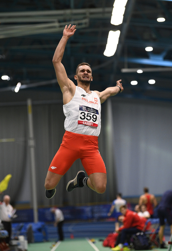 _GRG5459.jpg :: in action during the Welsh Senior Athletics Championships 2019 at N.I.A.C Cardiff United Kingdom on January 26 2019 Graham / GlennSports