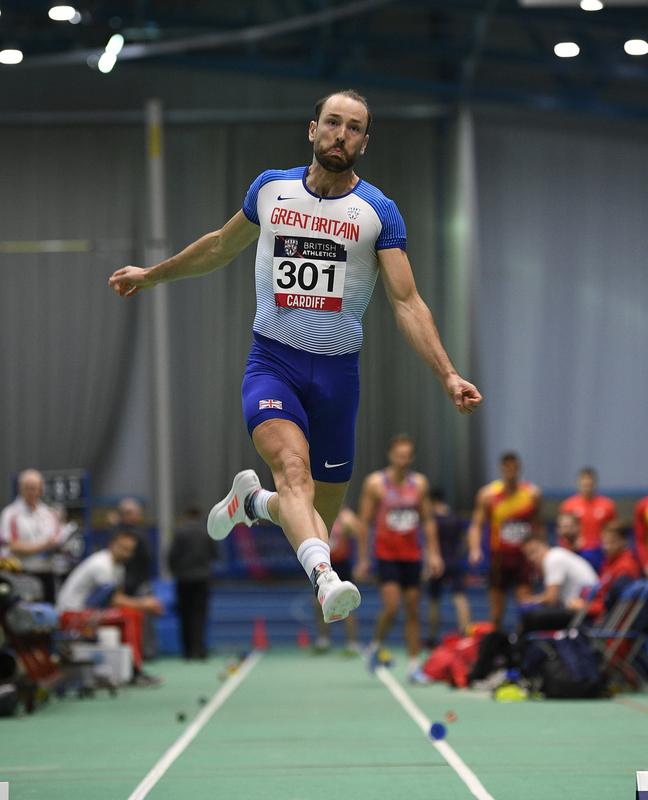 _GRG5465.jpg :: in action during the Welsh Senior Athletics Championships 2019 at N.I.A.C Cardiff United Kingdom on January 26 2019 Graham / GlennSports