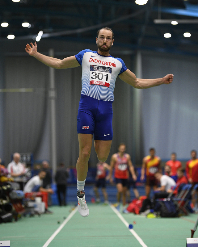 _GRG5466.jpg :: in action during the Welsh Senior Athletics Championships 2019 at N.I.A.C Cardiff United Kingdom on January 26 2019 Graham / GlennSports