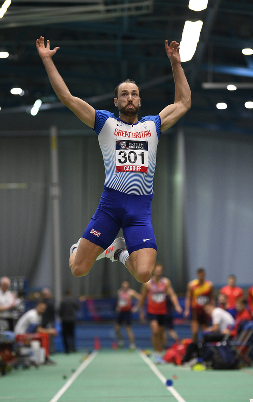_GRG5467.jpg :: in action during the Welsh Senior Athletics Championships 2019 at N.I.A.C Cardiff United Kingdom on January 26 2019 Graham / GlennSports