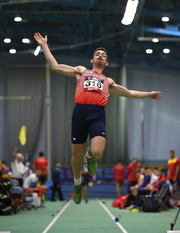 _GRG5474.jpg :: in action during the Welsh Senior Athletics Championships 2019 at N.I.A.C Cardiff United Kingdom on January 26 2019 Graham / GlennSports