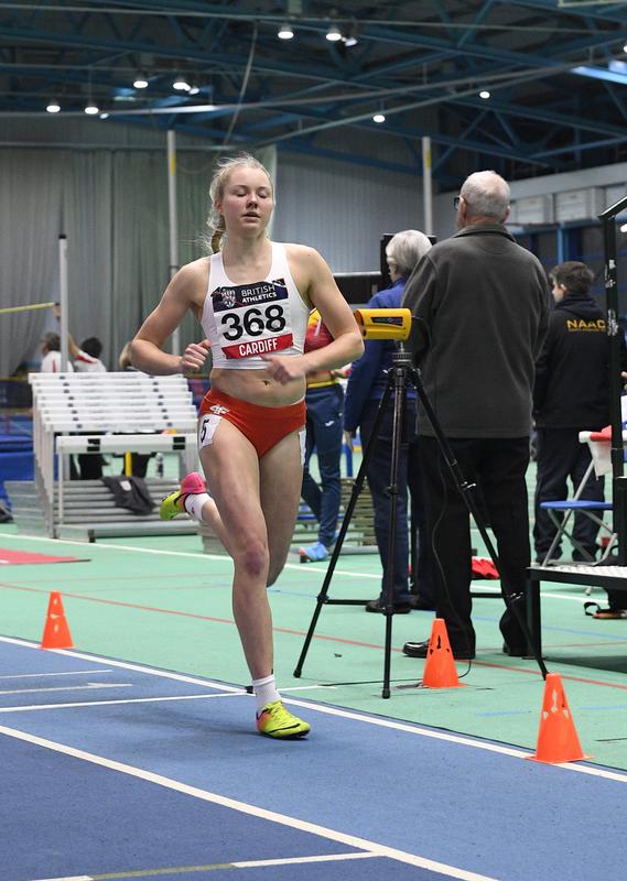 _GRG5548.jpg :: in action during the Welsh Senior Athletics Championships 2019 at N.I.A.C Cardiff United Kingdom on January 26 2019 Graham / GlennSports