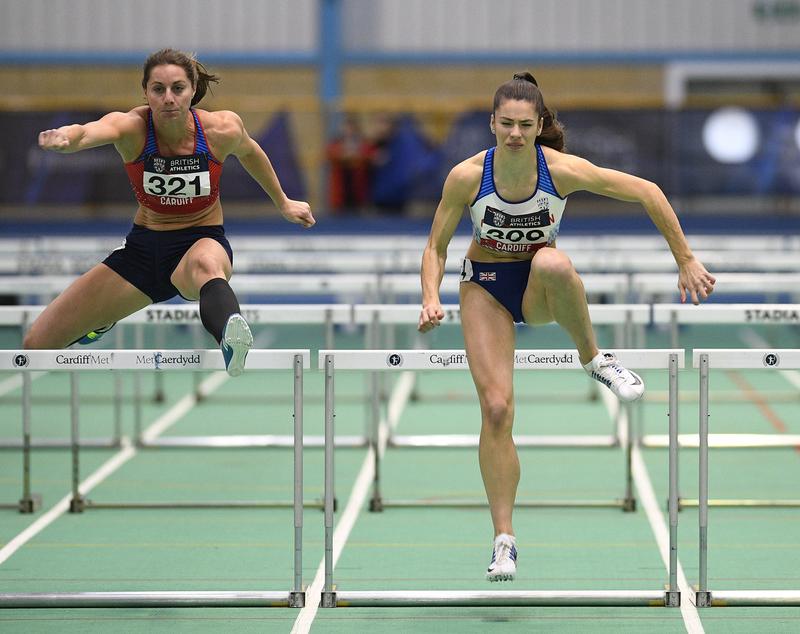 _GRG5674(1).jpg :: in action during the Welsh Senior Athletics Championships 2019 at N.I.A.C Cardiff United Kingdom on January 27 2019 Graham / GlennSports