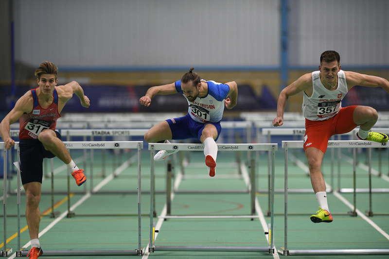 _GRG5810.jpg :: in action during the Welsh Senior Athletics Championships 2019 at N.I.A.C Cardiff United Kingdom on January 27 2019 Graham / GlennSports
