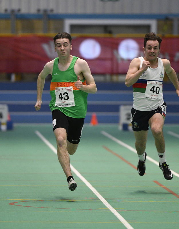 _GRG6115.jpg :: in action during the Welsh Junior Athletics Championships 2019 at N.I.A.C Cardiff United Kingdom on February 02 2019 Graham / GlennSports