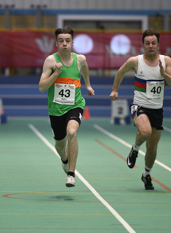 _GRG6117.jpg :: in action during the Welsh Junior Athletics Championships 2019 at N.I.A.C Cardiff United Kingdom on February 02 2019 Graham / GlennSports