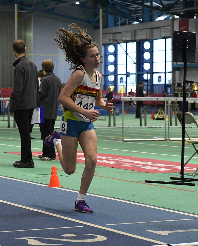 _GRG6167(1).jpg :: in action during the Welsh Junior Athletics Championships 2019 at N.I.A.C Cardiff United Kingdom on February 02 2019 Graham / GlennSports
