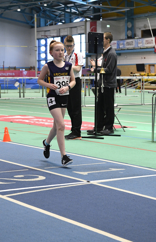 _GRG6171.jpg :: in action during the Welsh Junior Athletics Championships 2019 at N.I.A.C Cardiff United Kingdom on February 02 2019 Graham / GlennSports