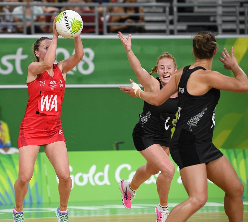 _GRG6662.jpg :: in action during Gold Coast 2018 Games at Carrara  Stadium Gold Coast Australia on April 06 2018. Graham / GlennSports.