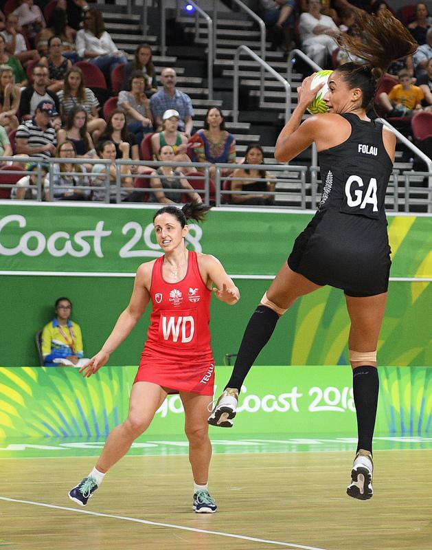 _GRG6766.jpg :: in action during Gold Coast 2018 Games at Carrara  Stadium Gold Coast Australia on April 06 2018. Graham / GlennSports.