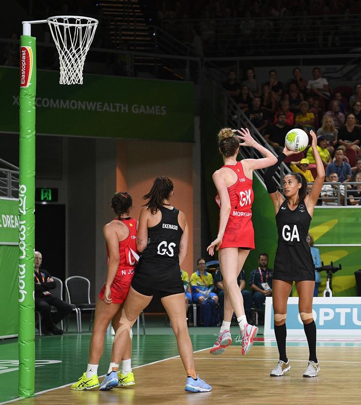 _GRG6800.jpg :: in action during Gold Coast 2018 Games at Carrara  Stadium Gold Coast Australia on April 06 2018. Graham / GlennSports.