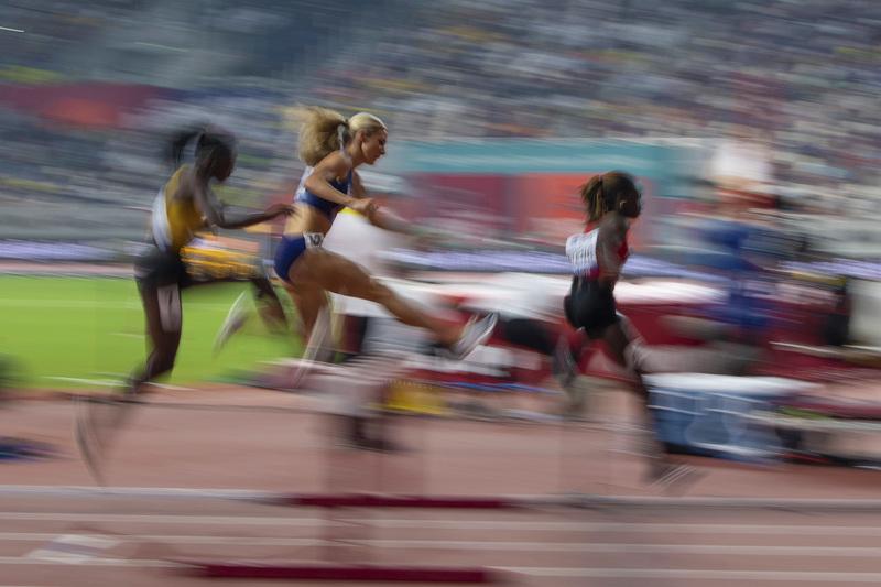 _GRG7288.jpg :: in action during IAAF World Championships at Khalifa International Stadium Doha Qatar on September 30 2019. GlennSports.