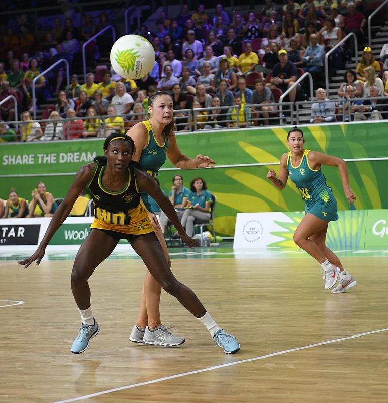 _GRG9925.jpg :: Wales v Scotland in action during Gold Coast 2018 Games at Gold Coast Convention Centre Gold Coast Australia on April 11 2018. Graham / GlennSports.
