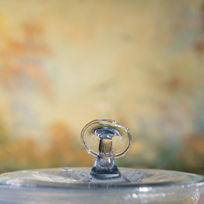 UP6_5601.jpg :: Water drop collision art.                                             #waterdrop #waterart #orange,#photooftheday, #drop, #water, #liquid, #photooftheday, #drop, #water, #liquid