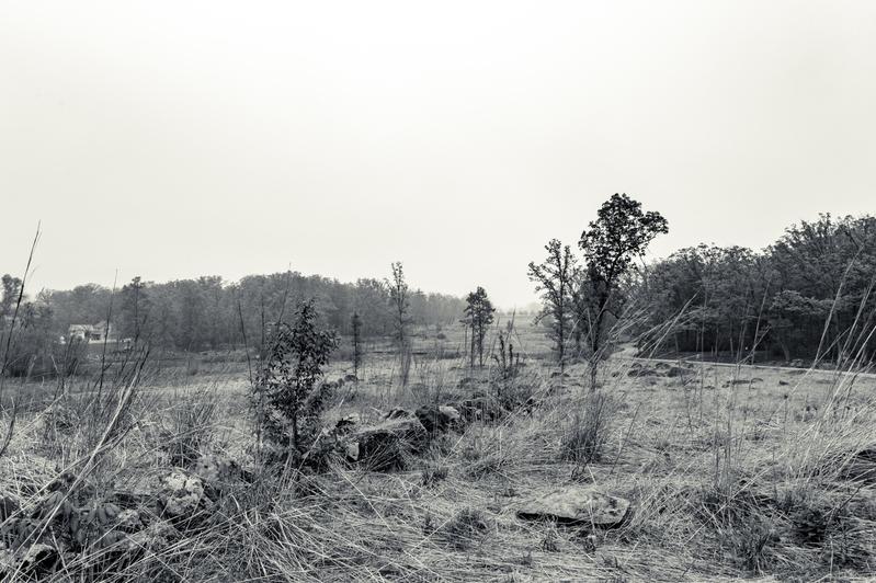 UP6_5715-2.jpg :: Gettysburg in Black and White