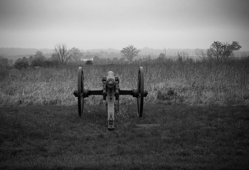 UP6_5732-2.jpg :: Gettysburg in Black and White