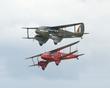 DE HAVILLAND DH-90 DRAGONFLY G-AEDU DH-89 DRAGON RAPIDE G-AGJG P7139004(1).jpg