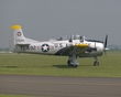 NORTH AMERICAN T-28 FENNEC 17692 G-TROY TL-692 P1010670.jpg