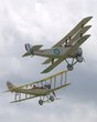 ROYAL AIRCRAFT FACTORY BE 2C SOPWITH TRIPLANE REPLICA N500 G-BWRA P1017873.jpg