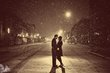 Winter Night Indianapolis Engagement Picture.jpg