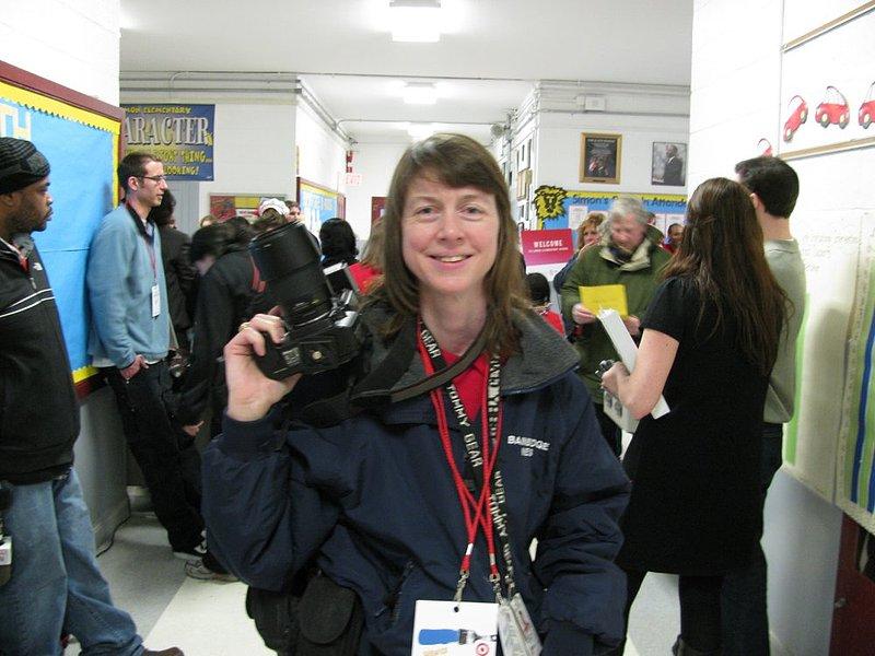 Susan working in the press corp 051.jpg