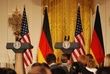 German Chancellor Angela Merkel  Pres. Obama in East Room 003.jpg