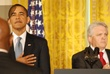 President Obama at Naturalization Ceremony 4 Active Military 005.jpg