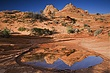 south coyote buttes reflection 2 m.jpg