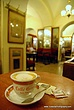 Cafe Greco Rome 8x10 metal.jpg