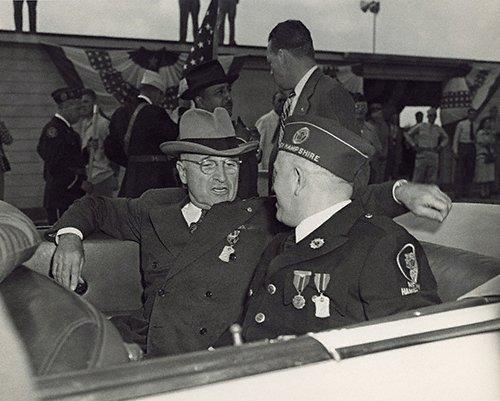 CELEBRITIES (2-312LR) President Truman sitting in Miami motorcade.jpg
