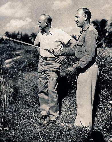 Charles C. Ebbets  (3-130LR) w President Eisenhower.jpg