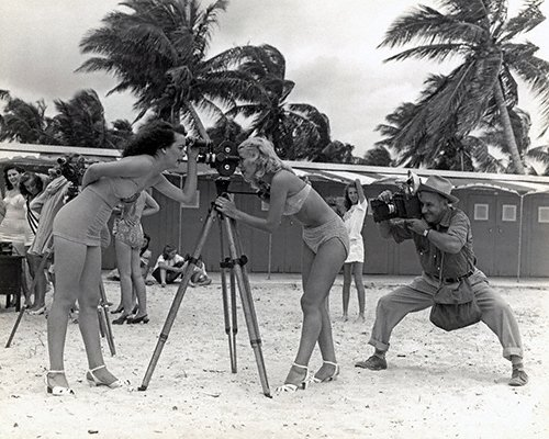 Charles C. Ebbets (3-124LR ) getting the best angle with models.jpg
