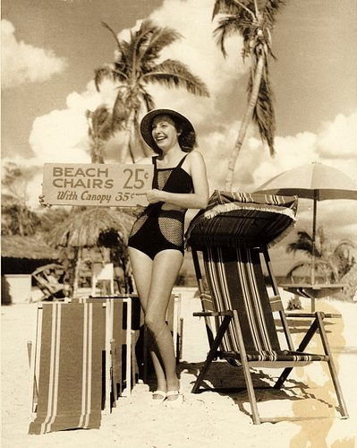 PUBLICITY 11-014 C of Mcheesecake-1930s beach chair rental girl.jpg