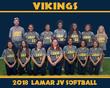 Lamar JV Girls Team  8x10 Team.jpg