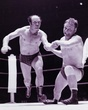 Alan Colbeck v Brian Maxine(checked trunks)  edited  Jul70.jpg