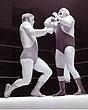 Eddie OShea v Steve Haggetty(dark leotard)1  edited  7Jul70.jpg