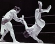 Gordon Quirey(white trunks)1 v Jim Fitzmaurice  edited  17Feb70.jpg