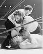 Jean Ferre( the young Andre the Giant)(down) v Elrington RAH  edited  28May69.jpg