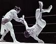 Jim Fitzmaurice v Gordon Quirey(white trunks)1  edited  17Feb70.jpg