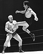 Jose Marques(leotard) v Hans Streiger1  edited  Dec66.jpg