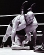 Tony Borg(down) v Bernard Murray  edited  1966.jpg