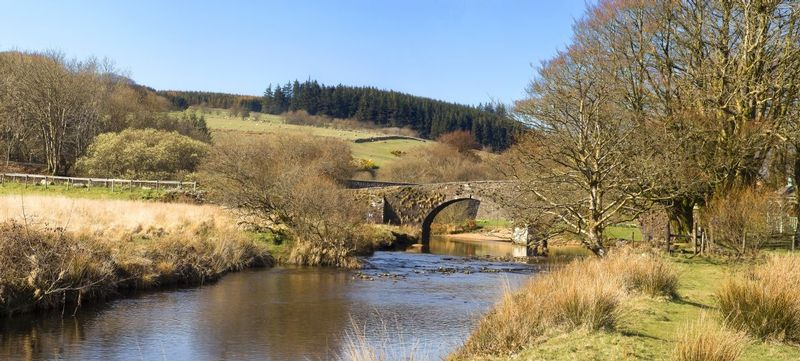 Two Bridges - Dartmoor - Devon - England.jpg