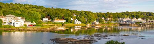 Panorama of BoothBay Harbor (Harbour) - New England - USA.jpg