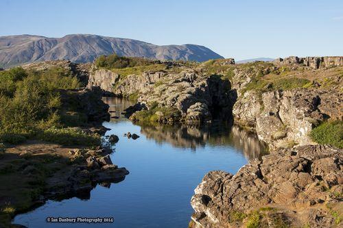 The Atlantic Ridge - where tectonic plates meet - Iceland.jpg
