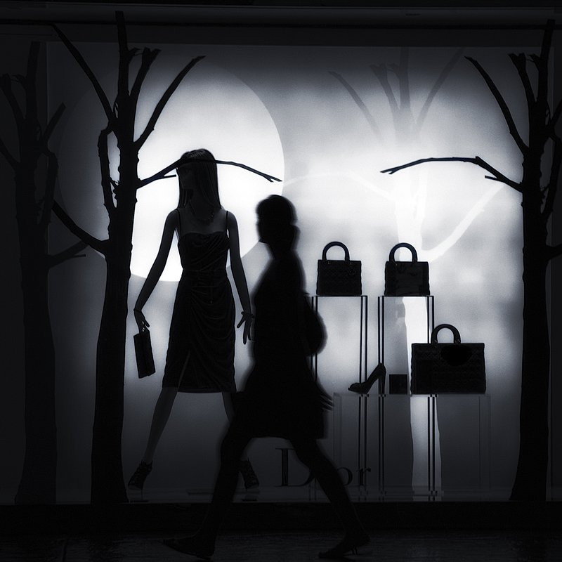 Fashion Walk.jpg :: Fashion fades, only style remains the same. Coco Chanel