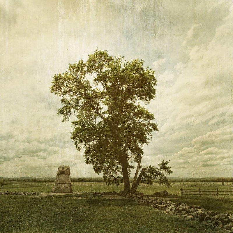 The Angle at Gettysburg.jpg :: Taken at Gettysburg