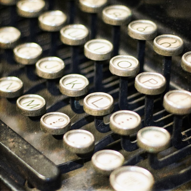 There Is Nothing To Writing.jpg :: There is nothing to writing. All you do is sit down at a typewriter and bleed. Ernest Hemingway