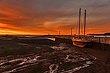 _LRN1379 -Parrsboros last sunrise with the Katie Belle.jpg